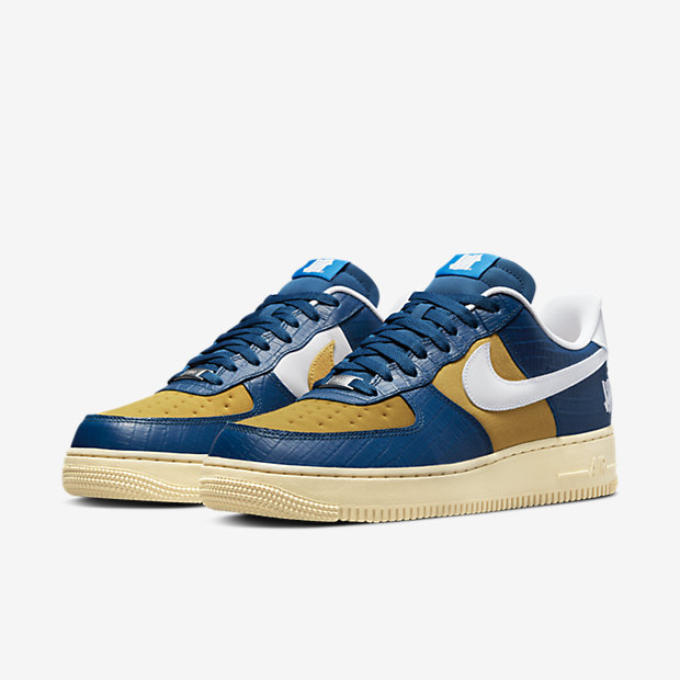"""Air Force 1 Low """"5 On It"""" x UNDEFEATED [4]"""