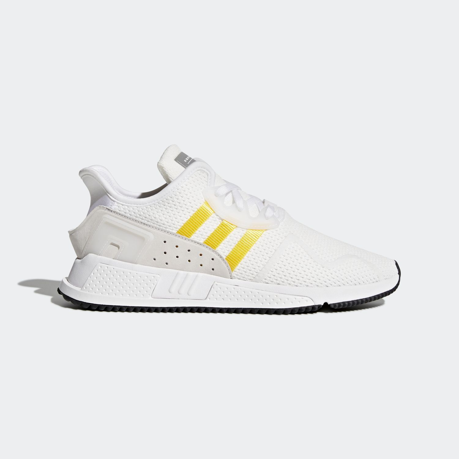 EQT Cushion Adv White Equipment Yellow