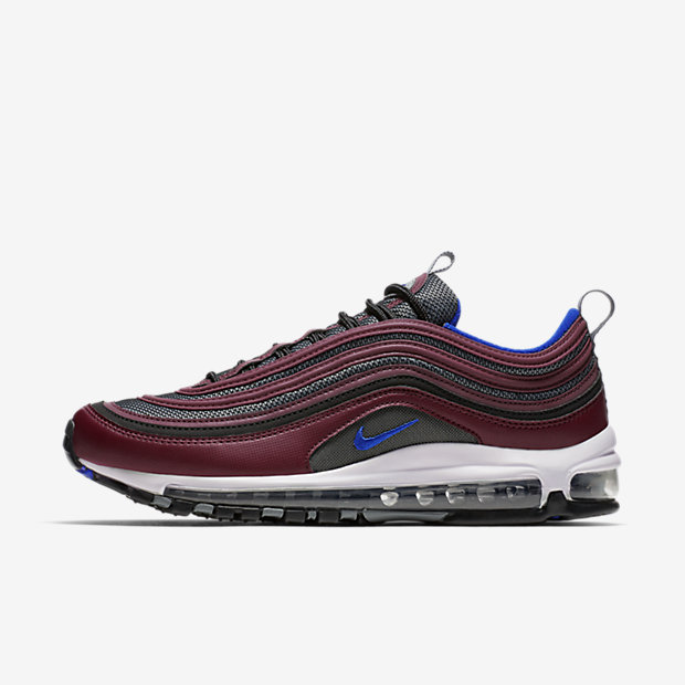 Air Max 97 Cool Grey Night Maroon