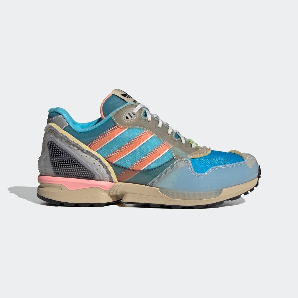 ZX 0006 X-RAY INSIDE OUT Bright Cyan [1]