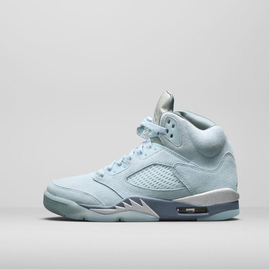 """Air Jordan 5 """"Blue Bird"""" (ウィメンズ)"""