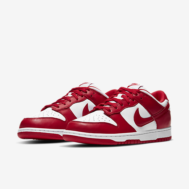 "Dunk Low ""University Red"" (2020) [4]"