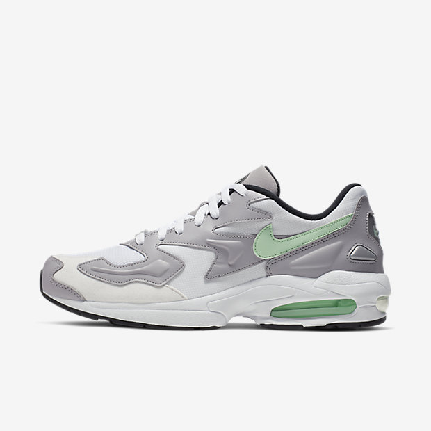 Air Max2 Light Atmosphere Grey Fresh Mint