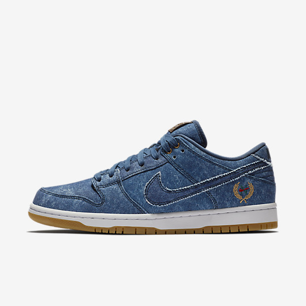 SB Dunk Low Rivals Pack (East)