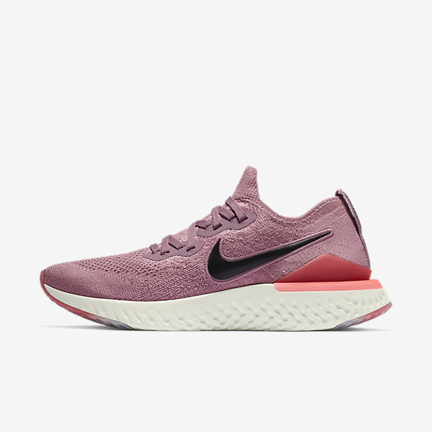 Epic React Flyknit 2 Plum Dust (ウィメンズ)