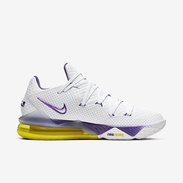 LeBron 17 Low Lakers [2]