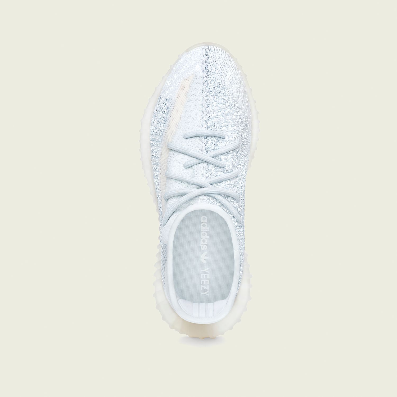 Yeezy Boost 350 V2 Cloud White (Reflective) [3]
