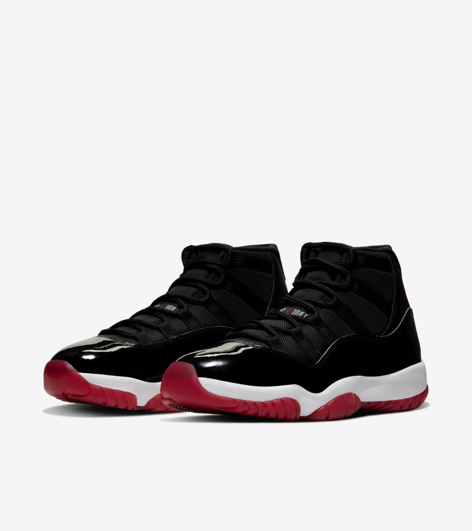 Air Jordan 11 Black/Red [4]