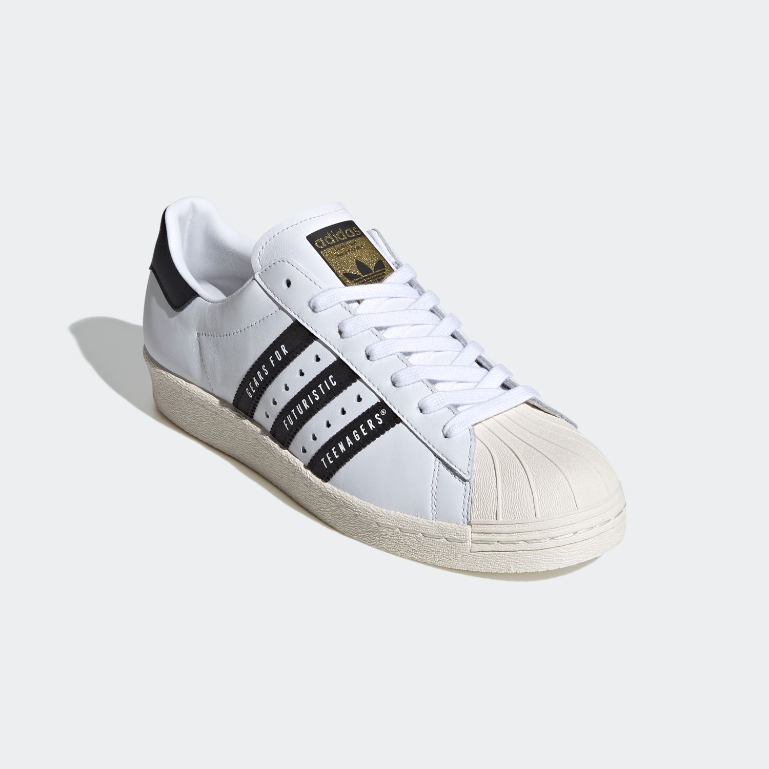 Superstar 80s Human Made®︎ White / Black [4]