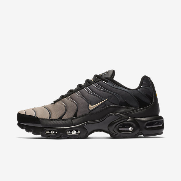 Air Max Plus Gradient Pack (Black)