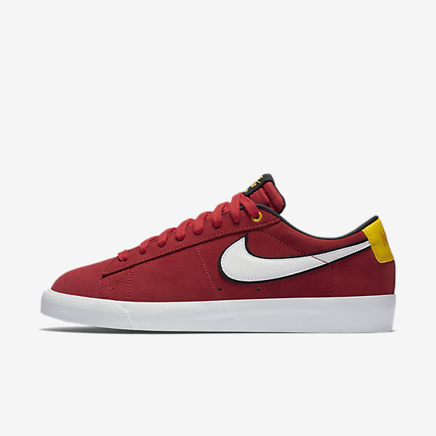 Zoom Blazer Low GT SB 'University Red Gold'