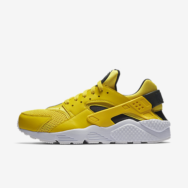 Air Huarache Run Tour Yellow