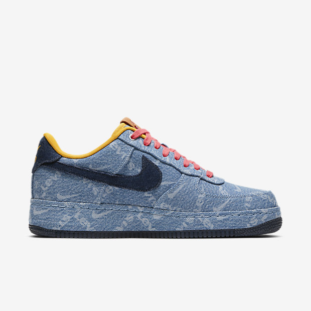Air Force 1 Low Levis Exclusive Denim [2]