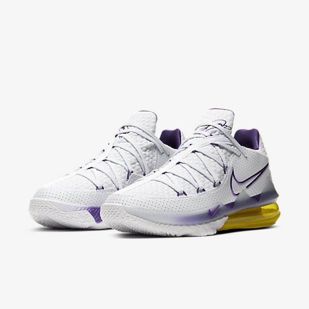 LeBron 17 Low Lakers [4]