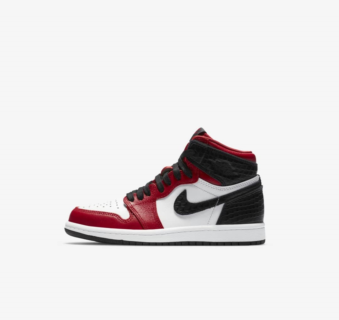 Air Jordan 1 Retro High Satin Snake Chicago (PSサイズ)