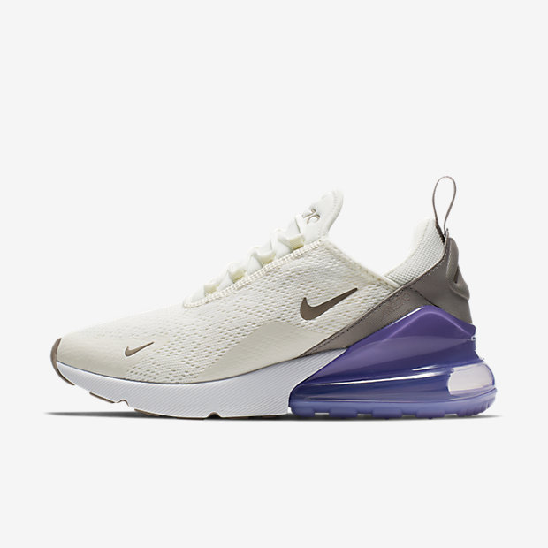 Air Max 270 Sail Pumice Space Purple (ウィメンズ)