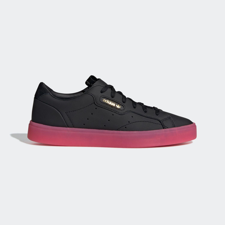 Sleek Core Black Super Pink (ウィメンズ)