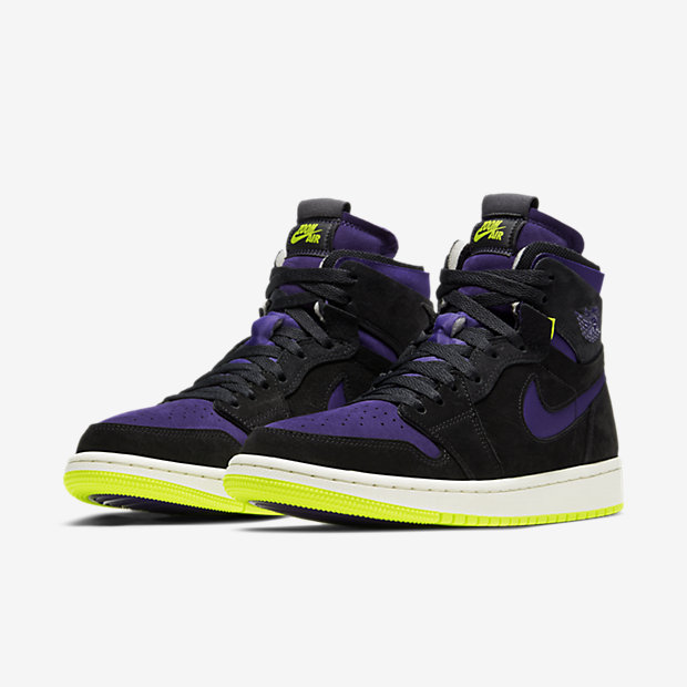 Air Jordan 1 High Zoom Plum Purple (ウィメンズ) [4]