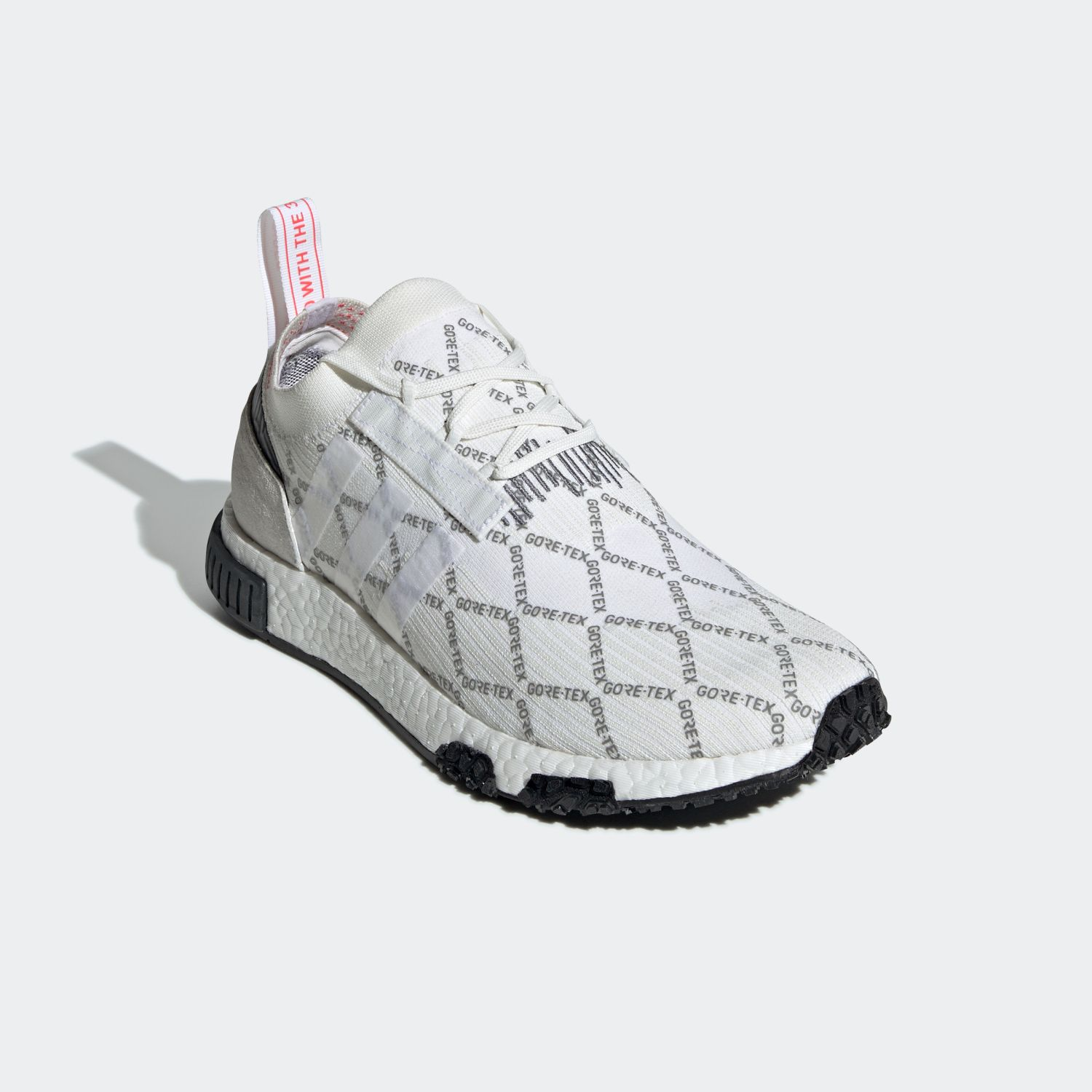 NMD Racer GORE-TEX White [4]