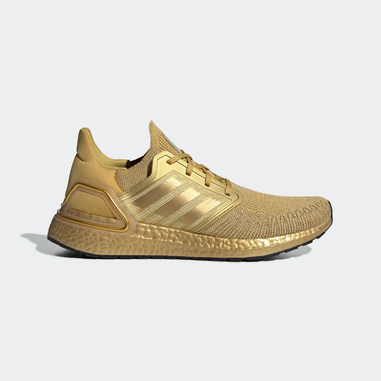 Ultraboost 20 Gold Metallic [1]