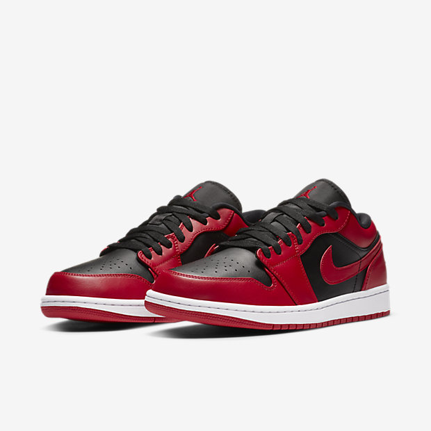 Air Jordan 1 Low Reverse Bred [4]