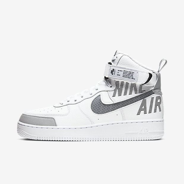 Air Force 1 High '07 LV8 White [1]
