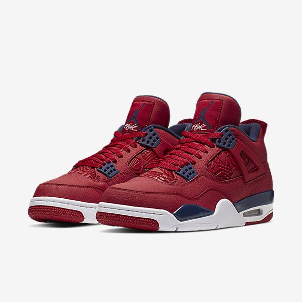 Air Jordan 4 Retro Fiba (2019) [4]