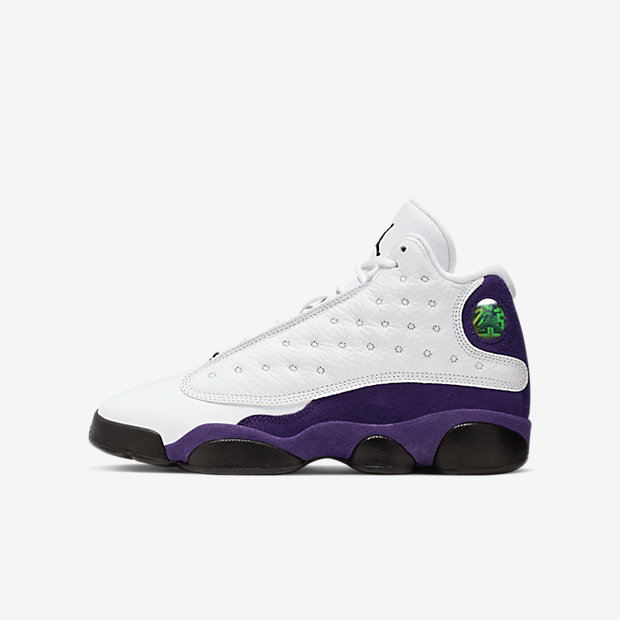 Air Jordan 13 Retro Lakers (GSサイズ)