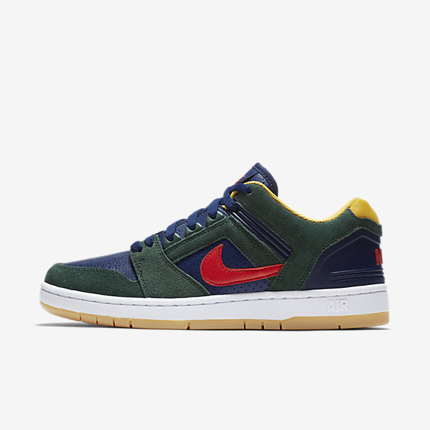 SB Air Force 2 Low Rugby
