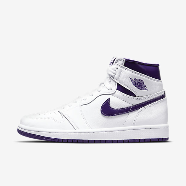 "Air Jordan 1 High ""Court Purple"" (ウィメンズ) [1]"