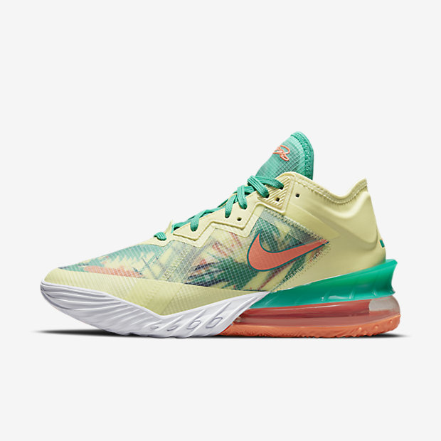 "LeBron 18 Low ""Summer Refresh"""