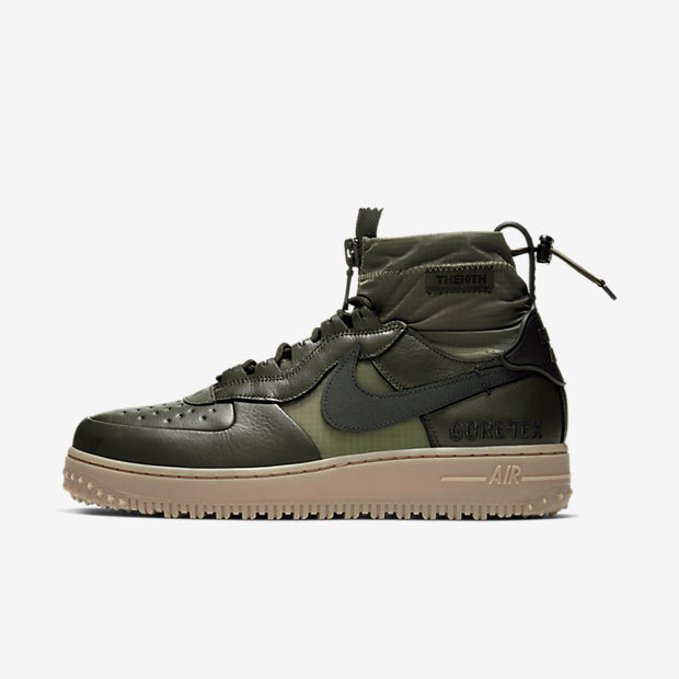 Air Force 1 High Gore-Tex Sequoia/Olive [1]