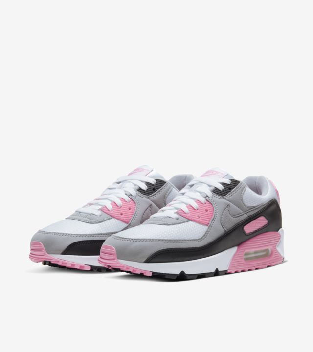 Air Max 90 Rose/Particle Grey [4]