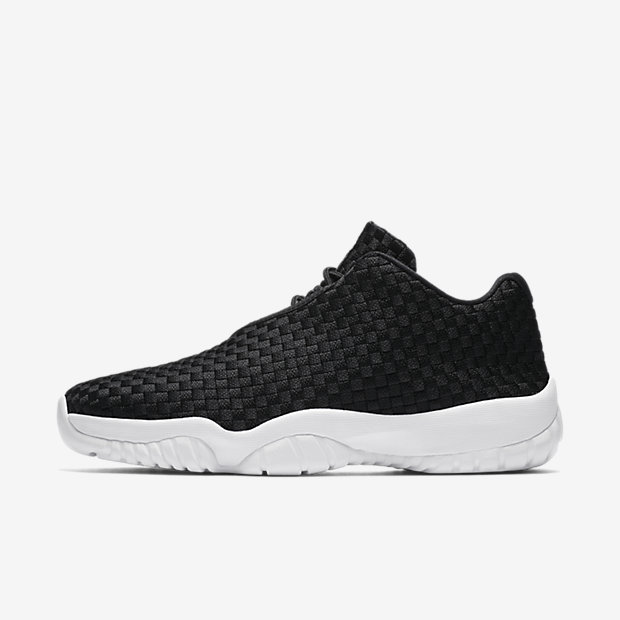 Jordan Future Low Black White (2018)