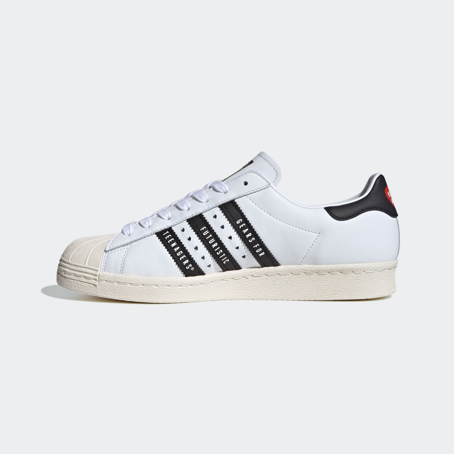 Superstar 80s Human Made®︎ White / Black [2]