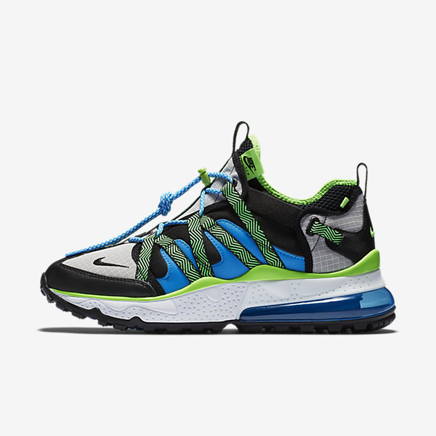 Air Max 270 Bowfin Black Photo Blue