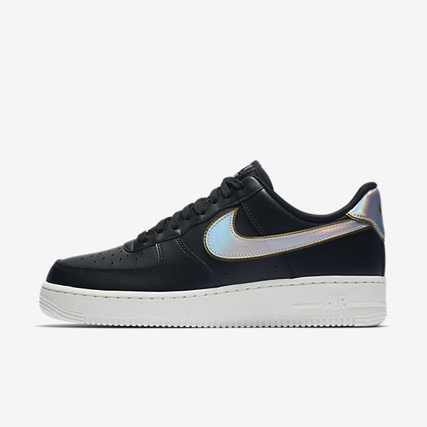 Air Force 1 Low Metallic Swoosh Black (ウィメンズ)