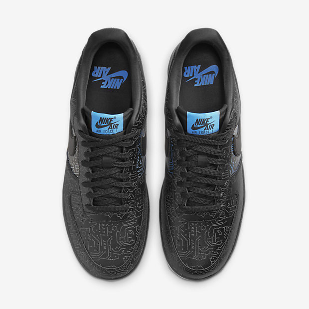 """Air Force 1 '07 """"Computer Chip"""" x Space Jam: A New Legacy  [3]"""
