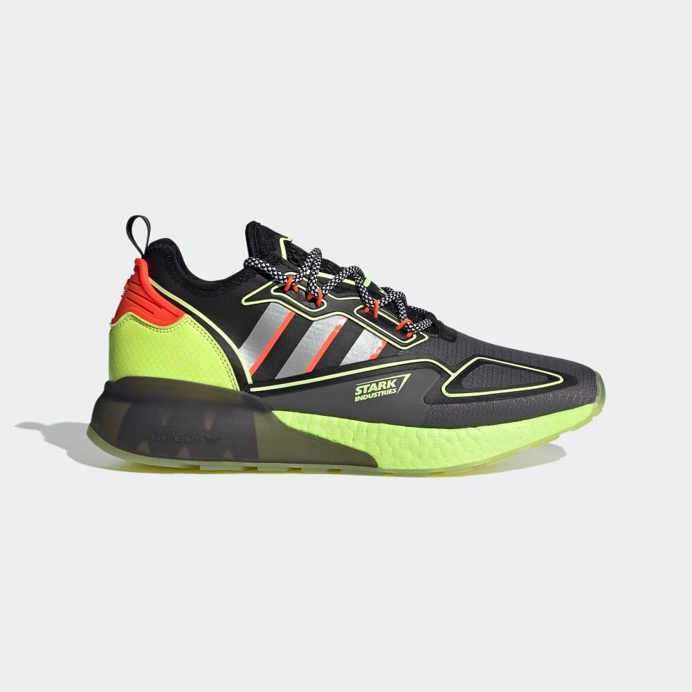 ZX 2K BOOST MARVEL Green [1]