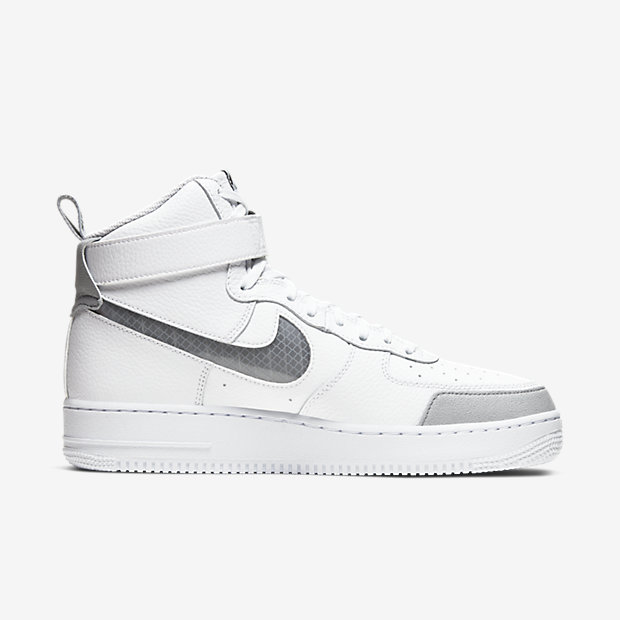 Air Force 1 High '07 LV8 White [2]