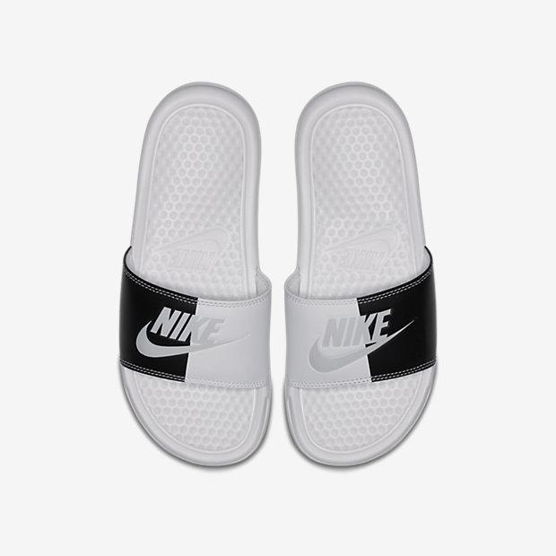 Benassi Slide Just Do It Pack White (ウィメンズ)
