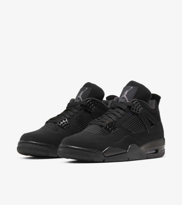 Air Jordan 4 Retro Black Cat (2020) [4]