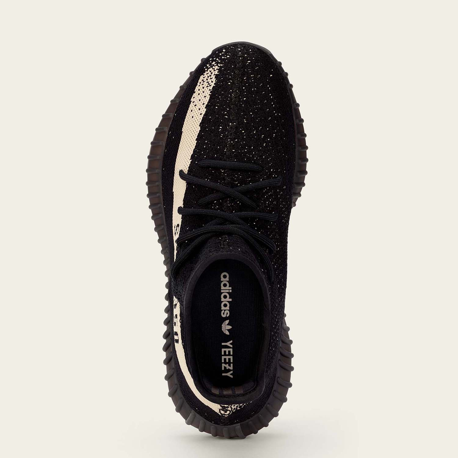 Yeezy Boost 350 V2 Core Black White [4]