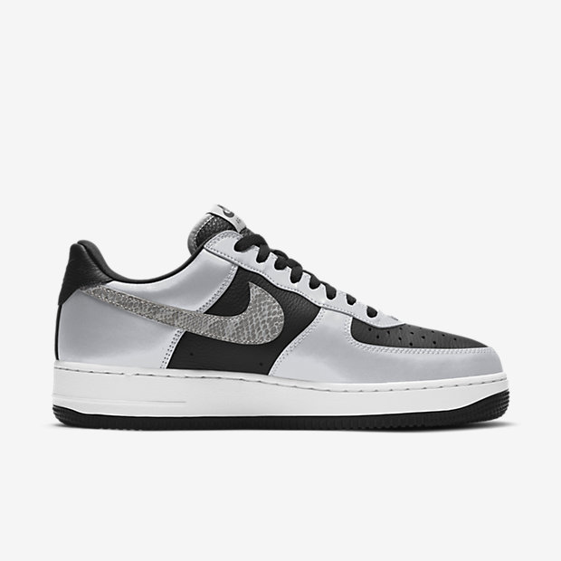 Air Force 1 Silver Snake [2]