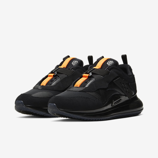 Air Max 720 Slip OBJ Black [4]