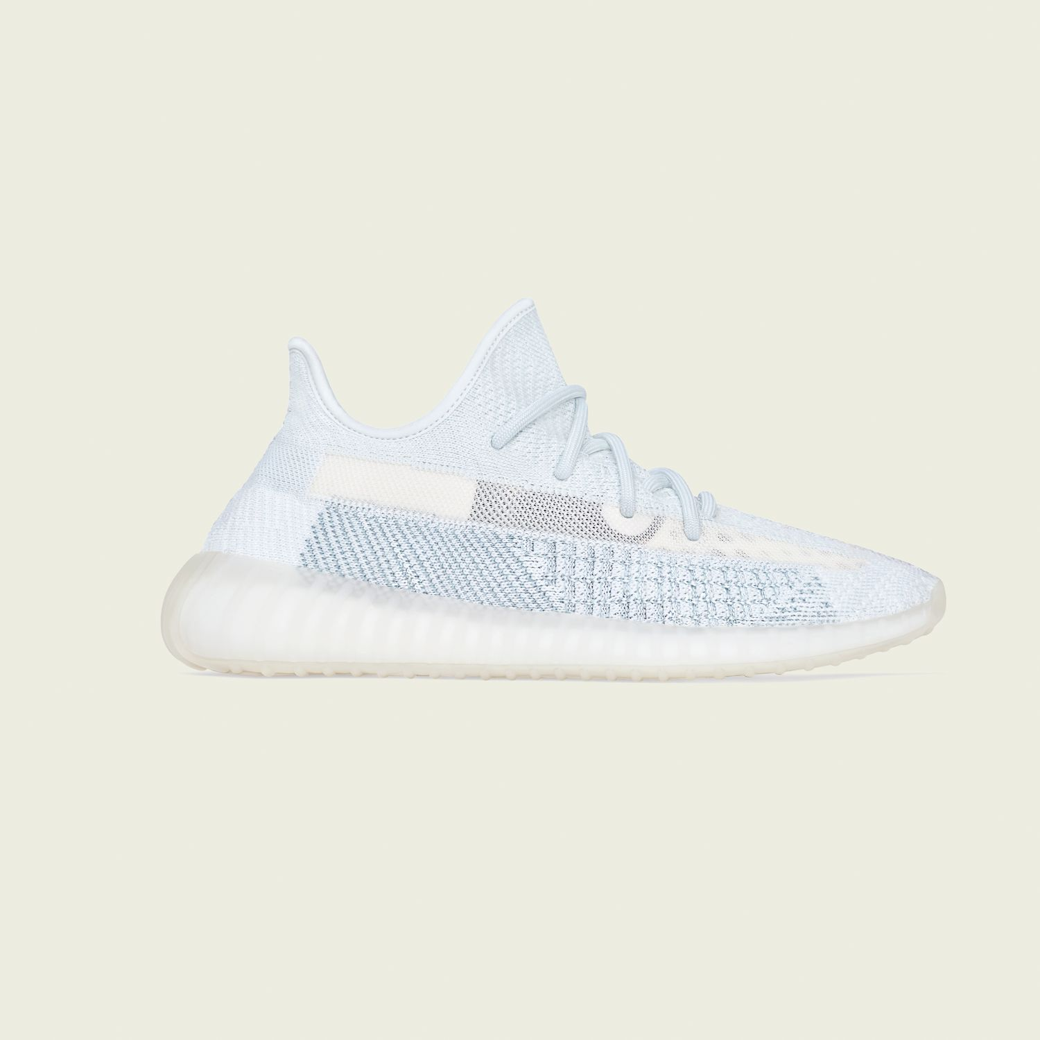 Yeezy Boost 350 V2 Cloud White (Non-Reflective) [1]