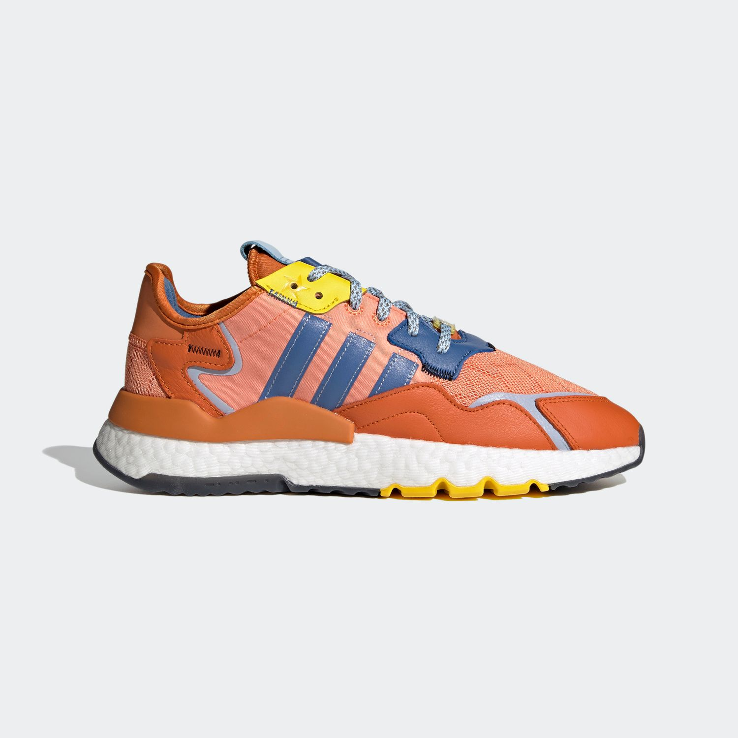 Ninja Nit Jogger Tactile Orange [1]