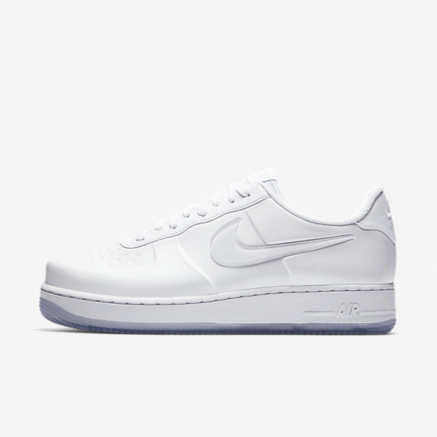 Air Force 1 Foamposite Pro Cup Triple White