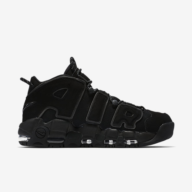 Air More Uptempo Black Reflective (2018)(モアテン) [2]