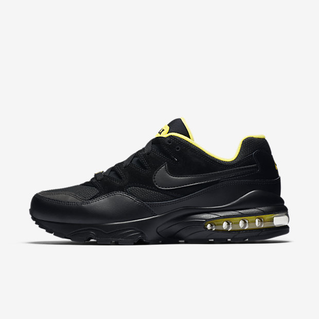 Air Max 94 Black Tour Yellow